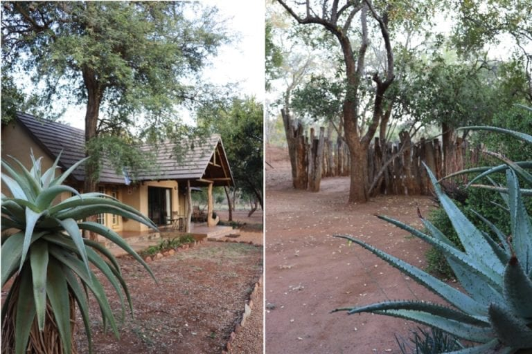 Murchison view cottage boma:exterior