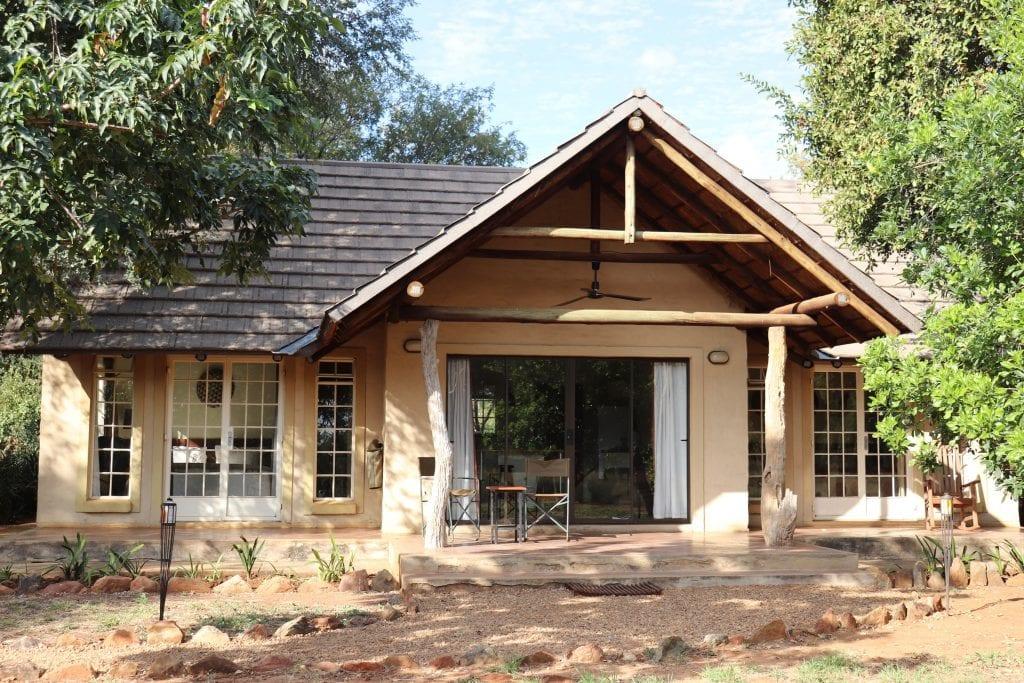 Murchison view cottage exterior