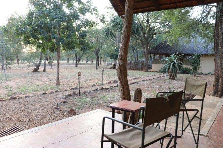 murchison view cottage patio 1